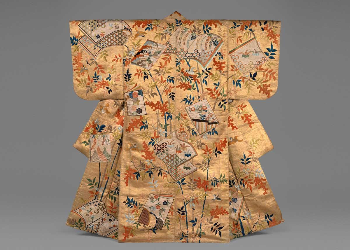 Nuihaku Noh Costume, the  Met Museum