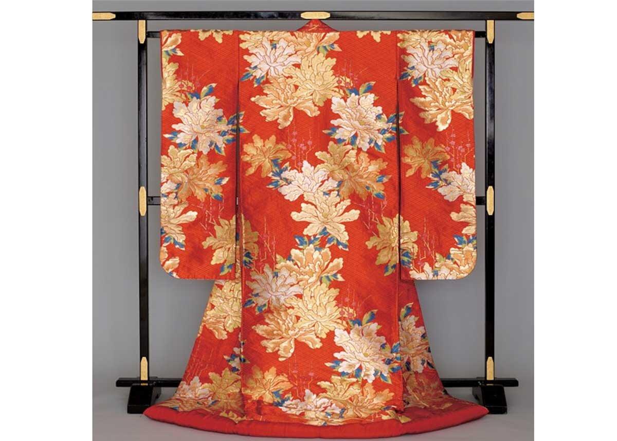 ©  Tatsumura , Uchikake Kimono