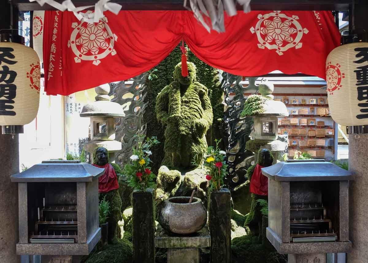 ©  JNTO , Hozenji Temple