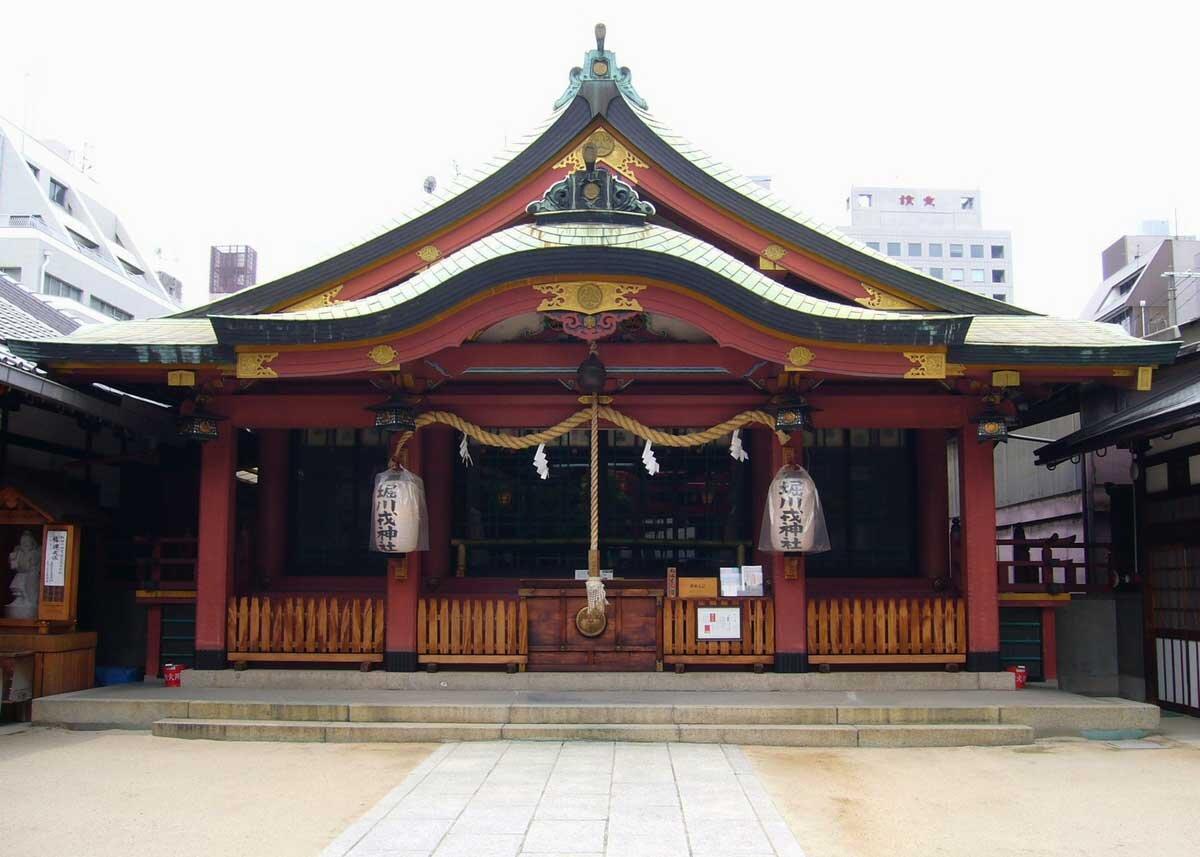 ©  Osaka Convention & Tourism Bureau , Imamiya Ebisu Shrine