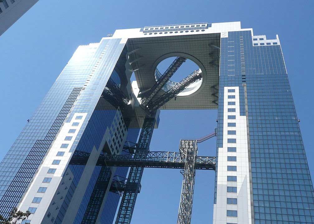 ©  Brücke-Osteuropa  /  Creative Commons , Umeda Sky Building