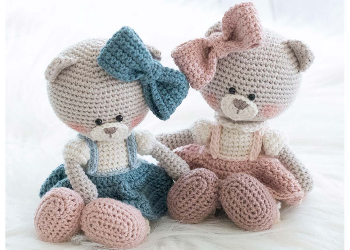 Crochet Techniques - Amigurumi | woollybeader | 714x1000