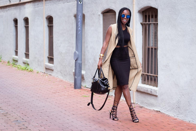zara overcoat and black two piece-9697