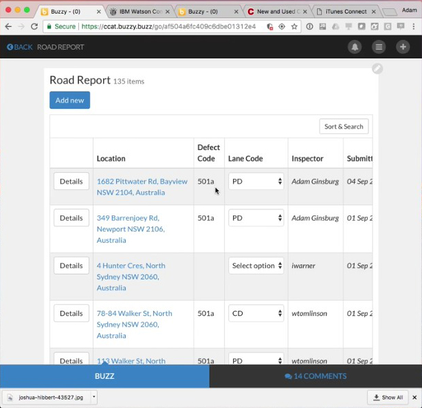 Reports are easily accessible across all devices.