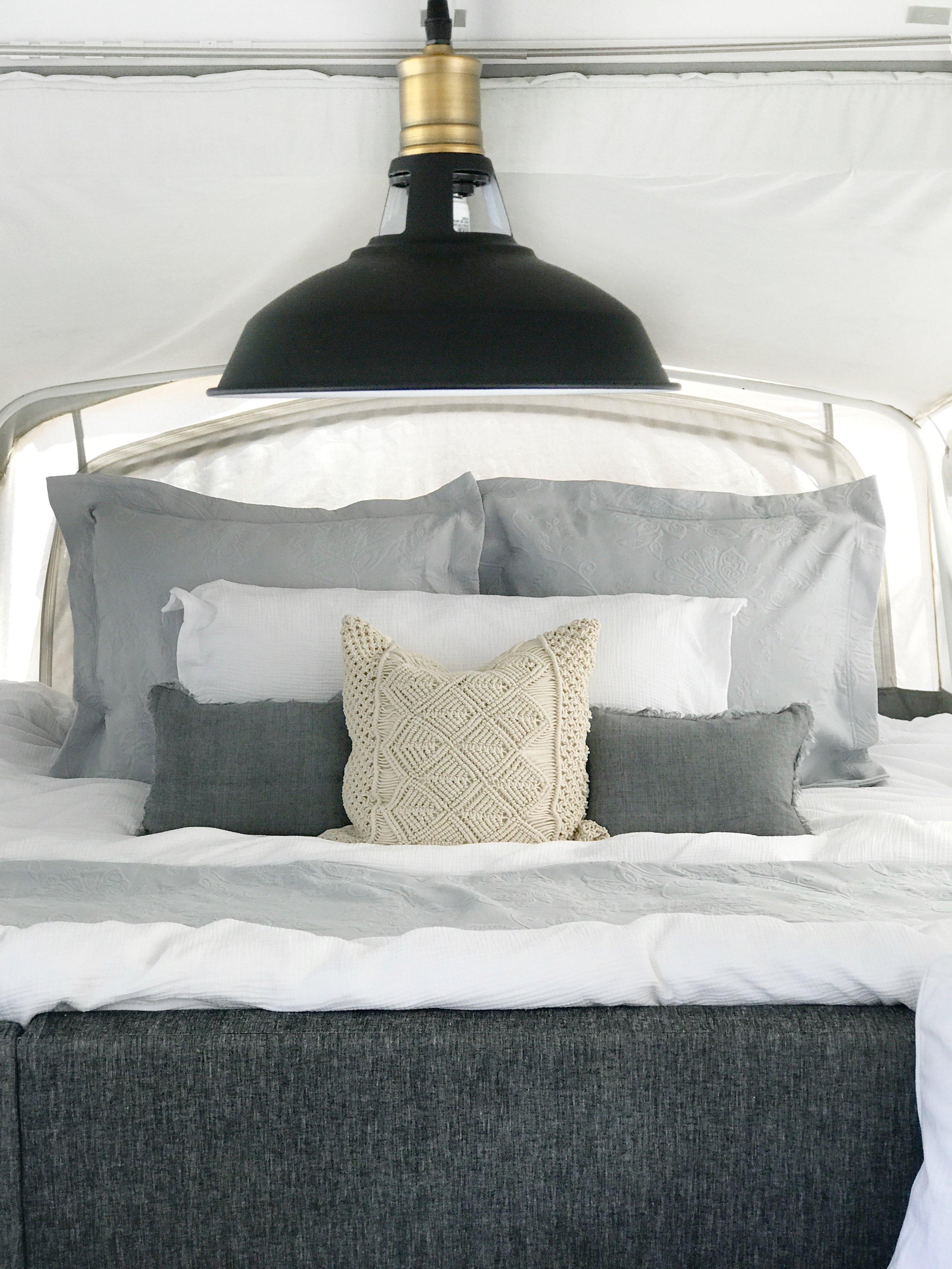 Pop Up Camper Remodel Dreaming Of Homemaking