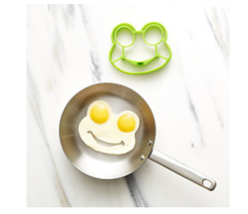Frog Funnyside Up Egg Mold