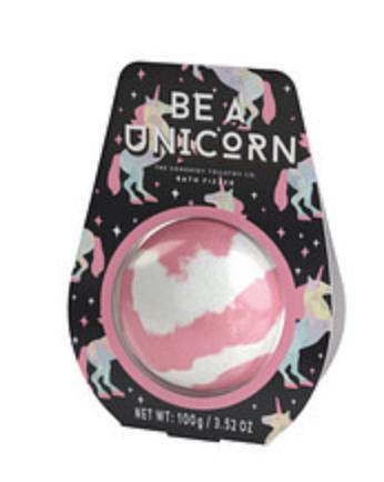 Be a Unicorn Bath Bomb