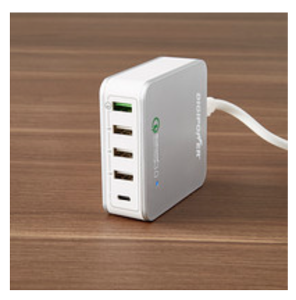 5 - Port USB Universal Power Center