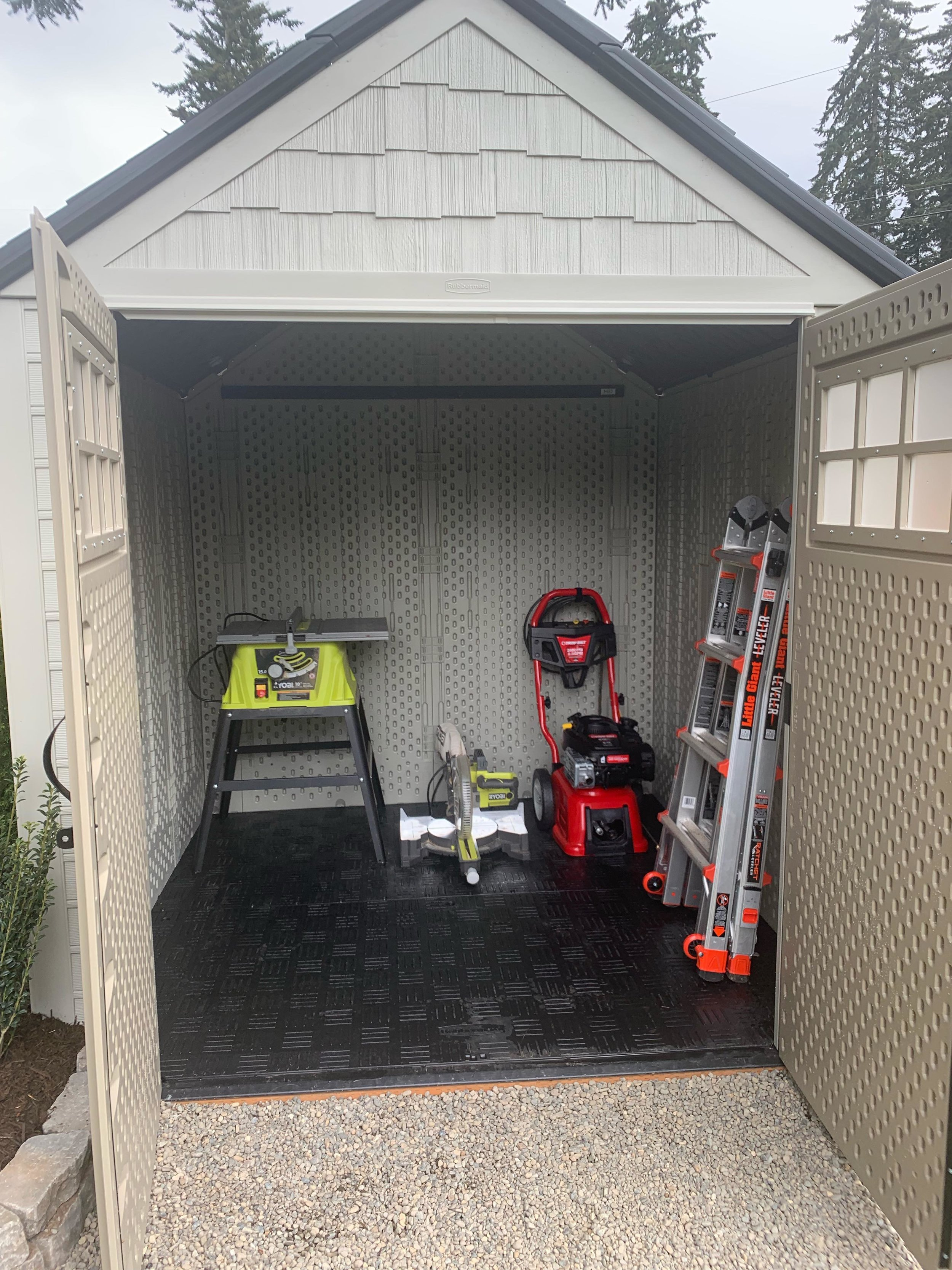 rubbermaid shed 6