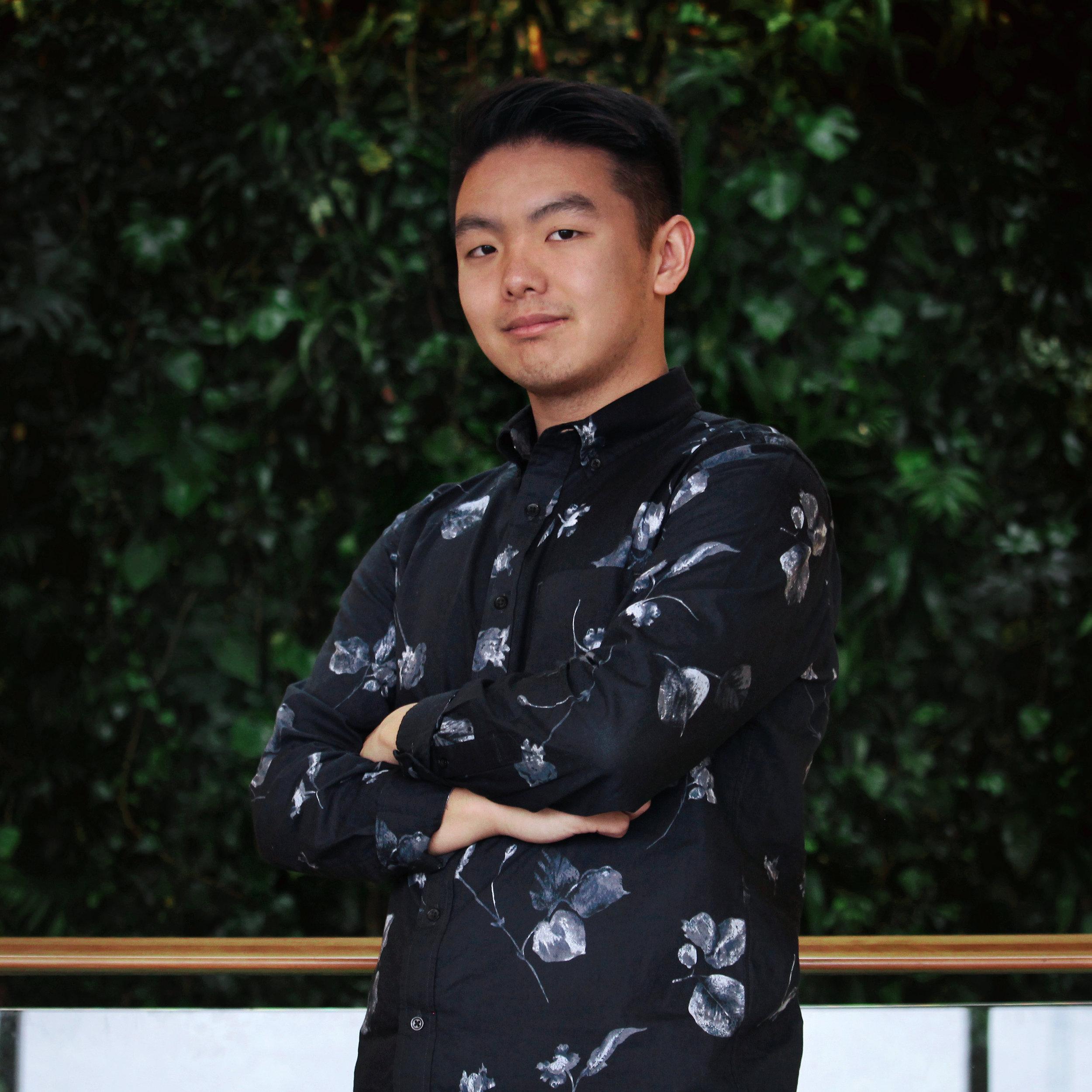 Johnny Xi  Co-Founder