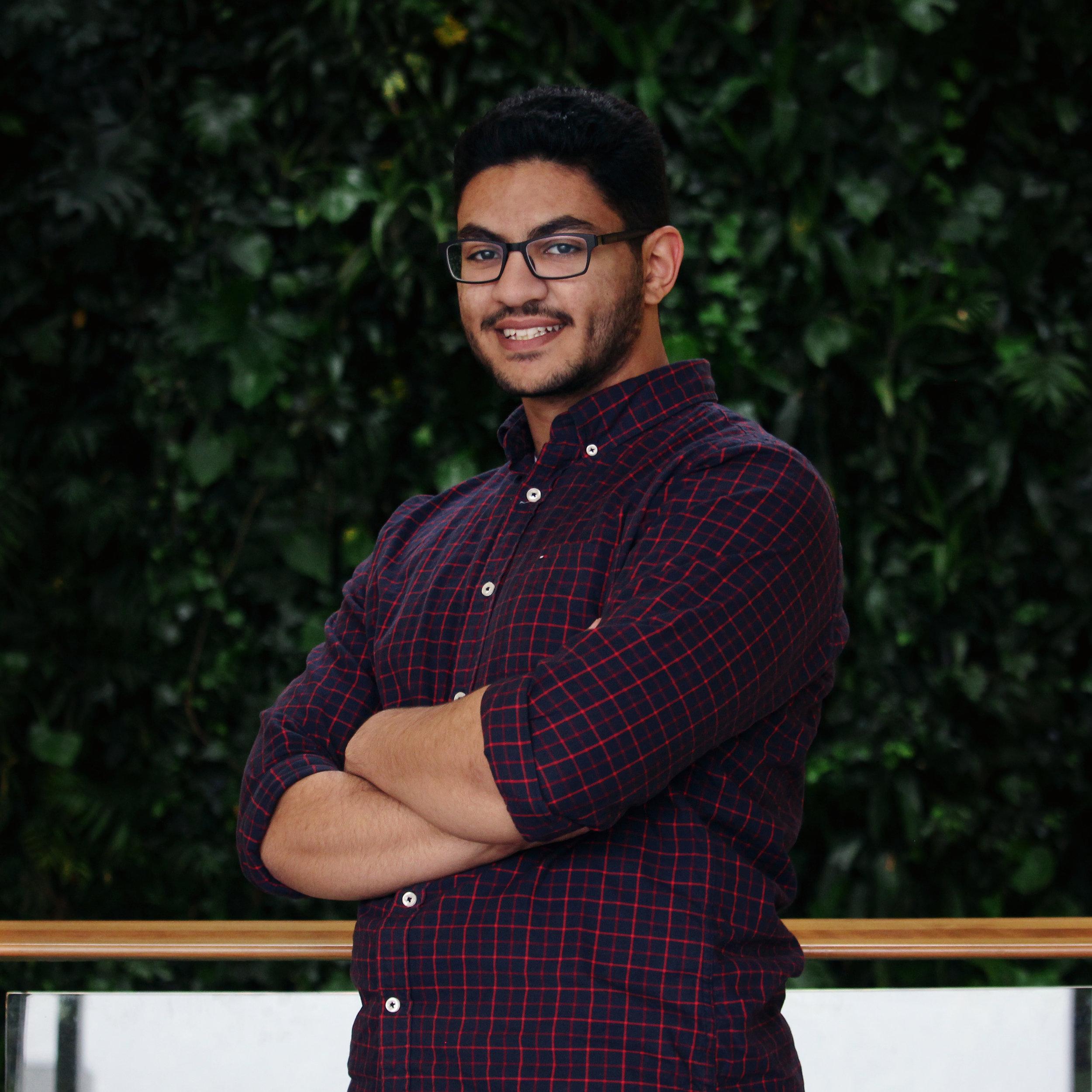 Ahmed Mohamed  Co-Founder, Director of Programs