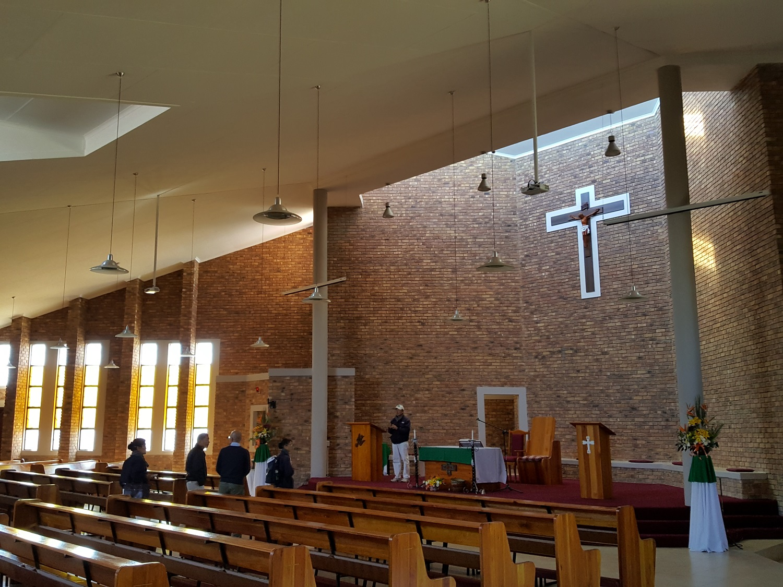 GELUKSDAL Catholic CHURCH - Geluksdal, Brakpan