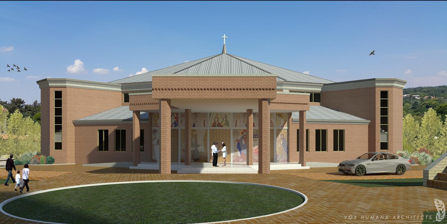 RIVONIA Catholic CHURCH - Rivonia, Johannesburg