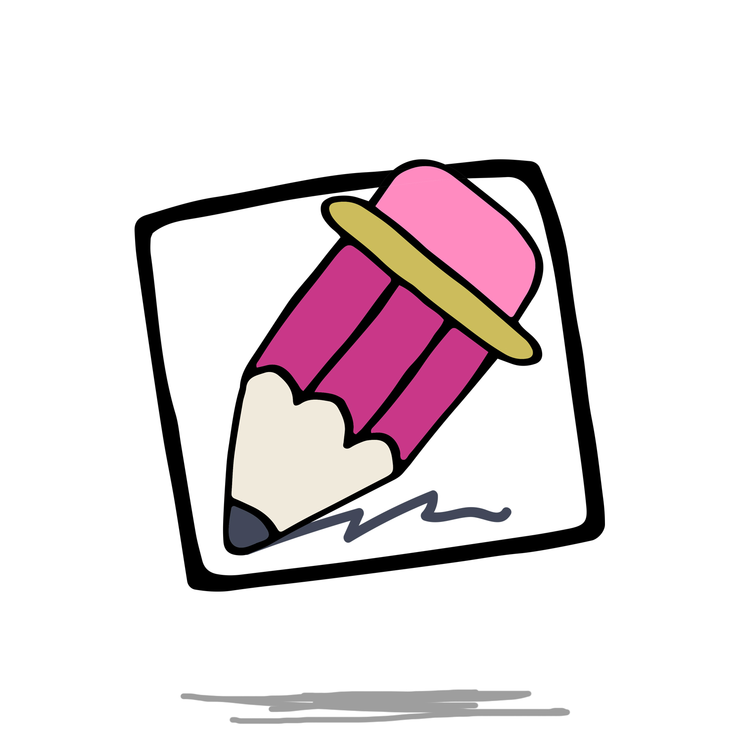 Handwriting Practice Guide - Practice sheets to help you improve your handwriting