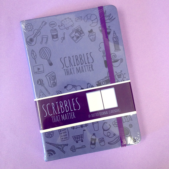 Scribbles That Matter Notebook Review