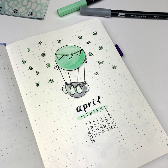 April 2018 Bullet Journal Set Up.jpg