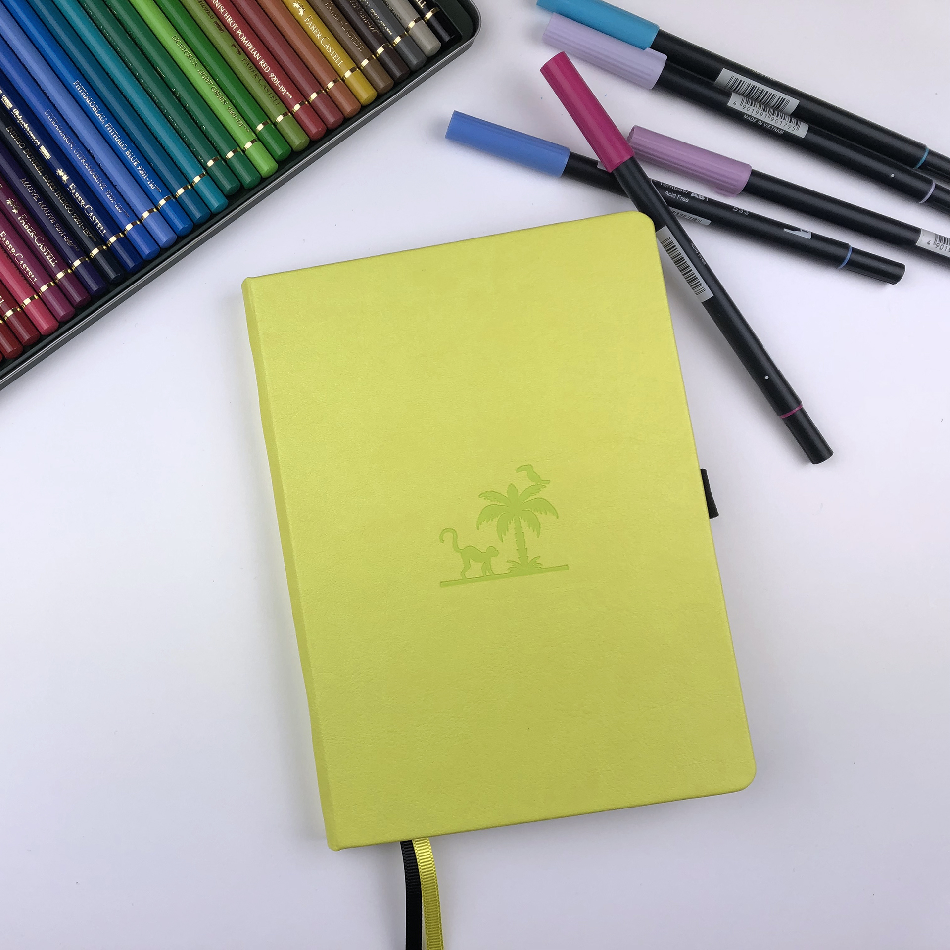 Setting Up my Bullet Journal for 2019