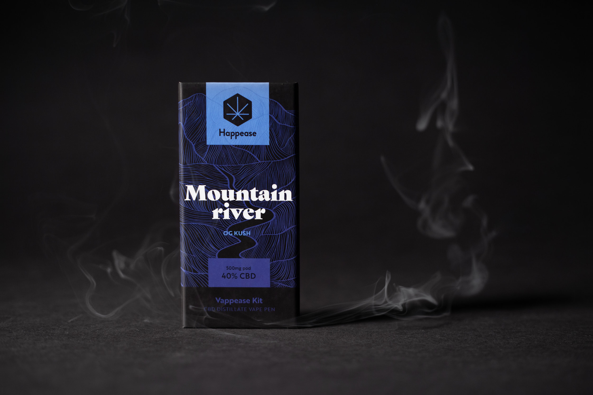 Happease packaging design