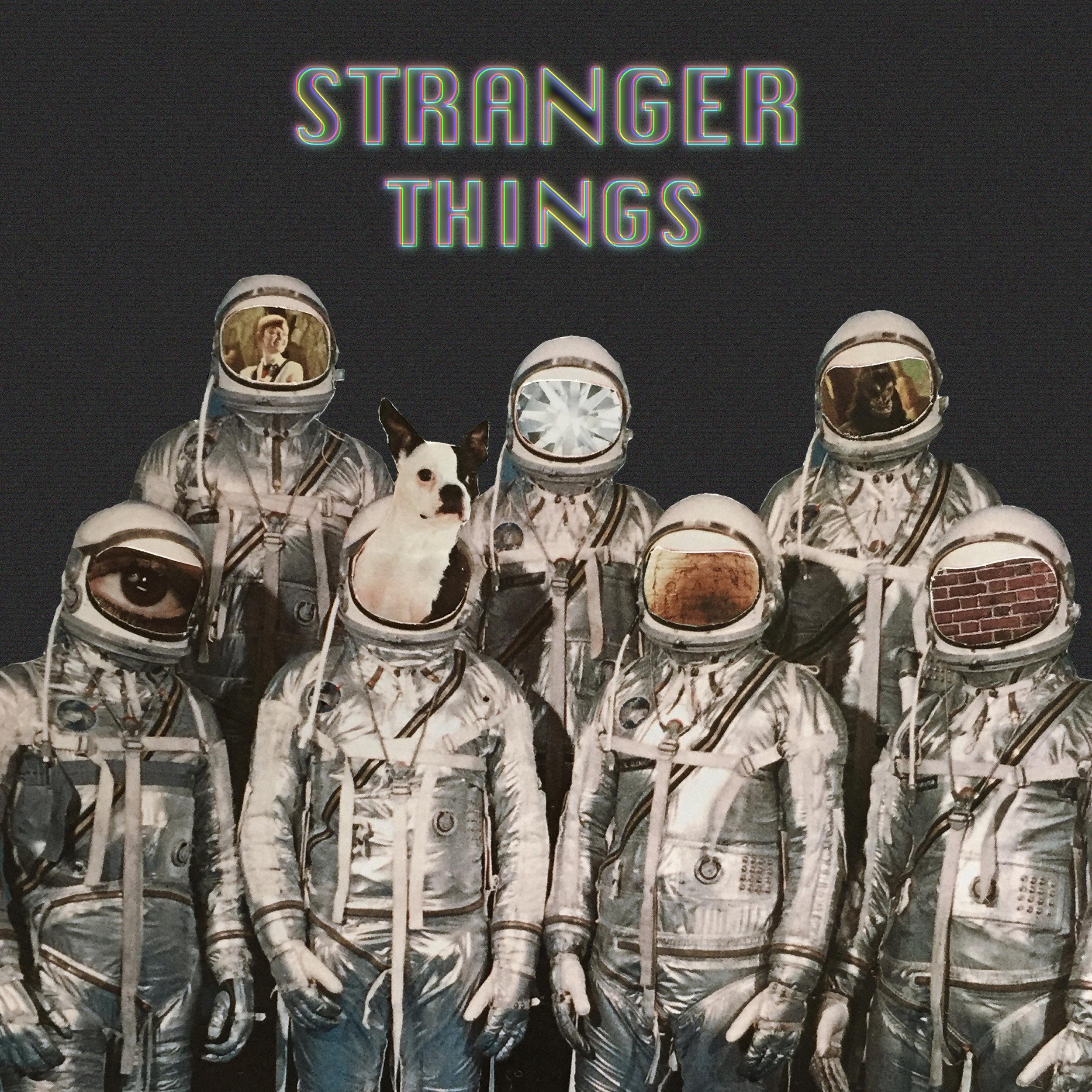 STRANGER THINGS - SINGLE