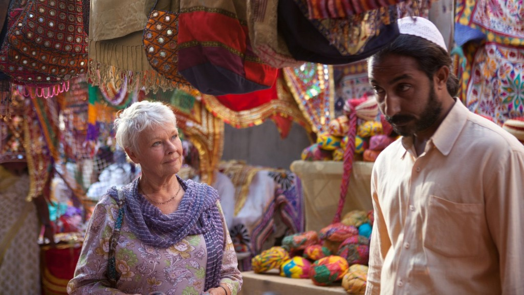 The Best Exotic Marigold Hotel (2011) and The Second Best Exotic Marigold Hotel (2014)