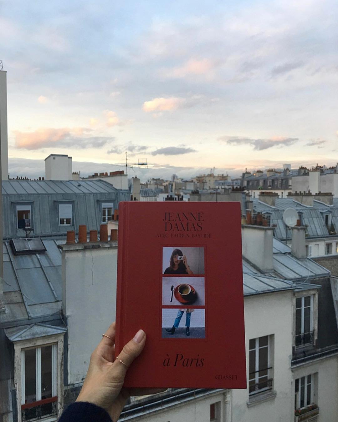 - WITH THIS BOOK, YOU DON'T NEED TO TRAVEL TO PARIS TO TAKE ON THE LIFESTYLE... BUT WE'RE NOT SAYING IT DOESN'T HURT TO TRY ;)