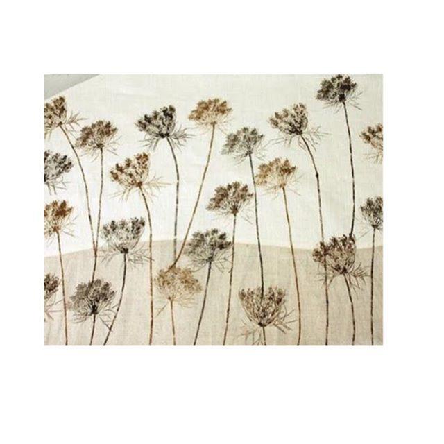 Eco print on silk