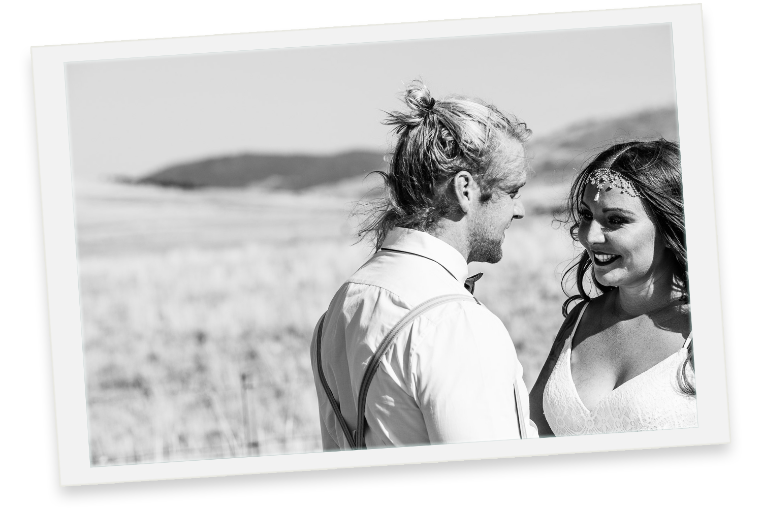 jaimi & baden - bagdad + tea tree hall, tas