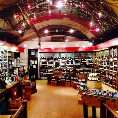 ODDBINS  For wine, beer and spirits