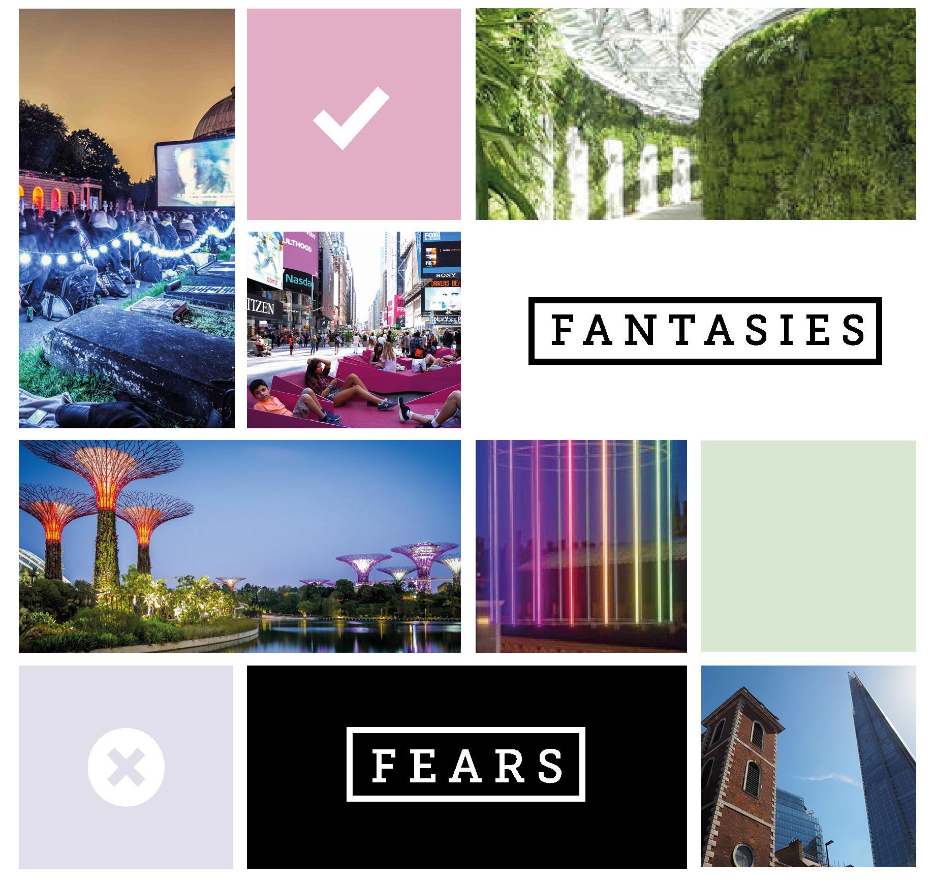 Fantasies & Fears