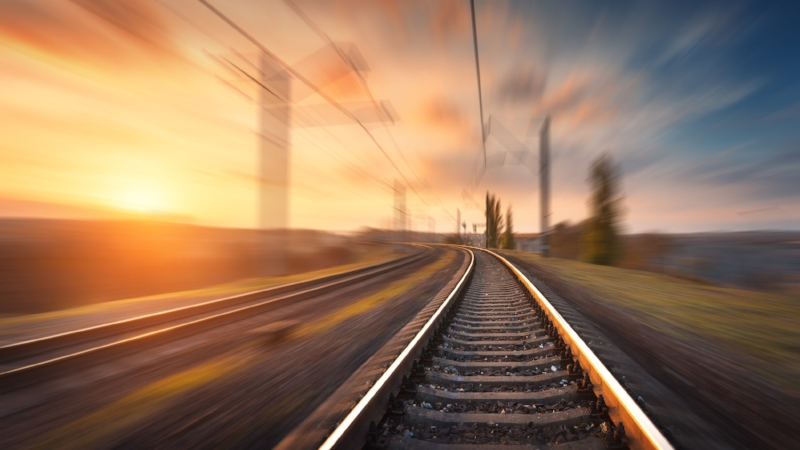 - Rail
