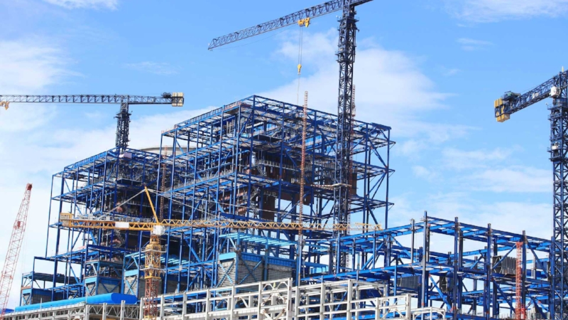 - Building &Construction