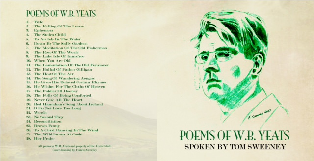 WB Yeats Poetry - Tom Sweeney Music