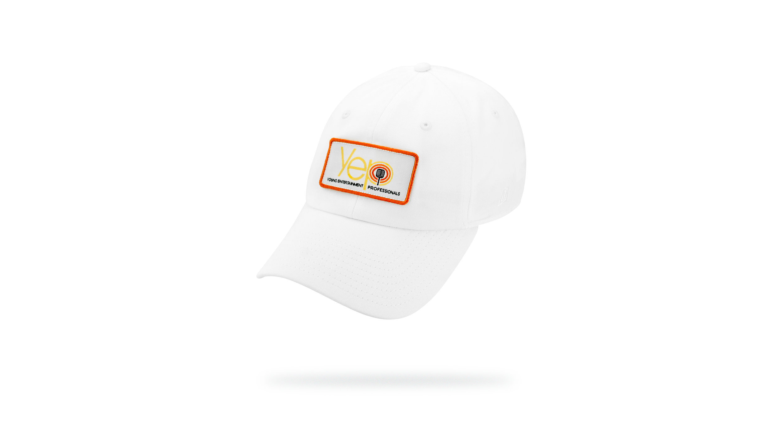 Featured Hat:STYLE I – Classic Relaxed Twill cap w/ Slide Ring Closure & Woven Label Patch applique