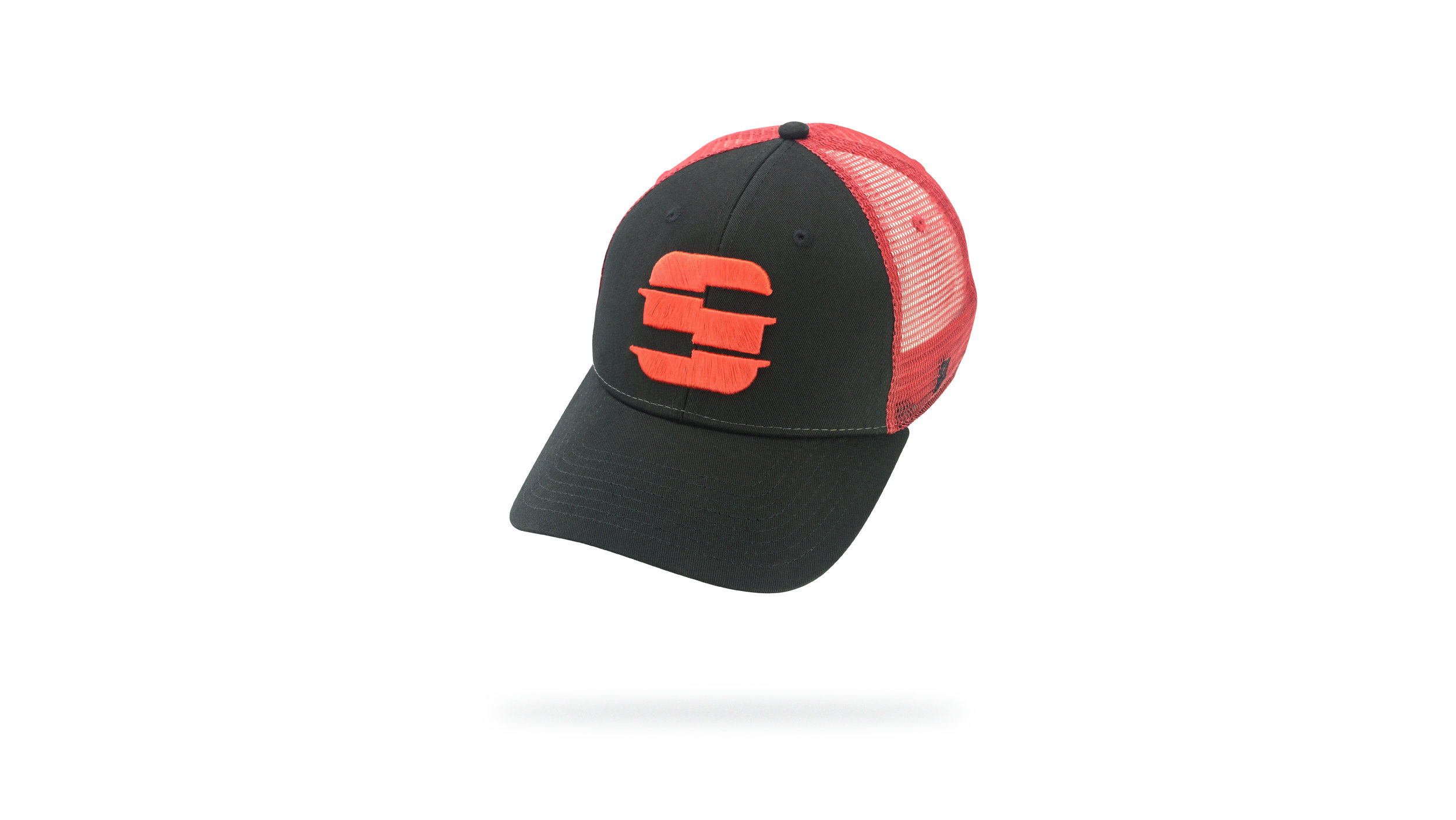 Featured Hat:STYLE IV - Vintage Trucker Snapback w/ 3D Embroidery