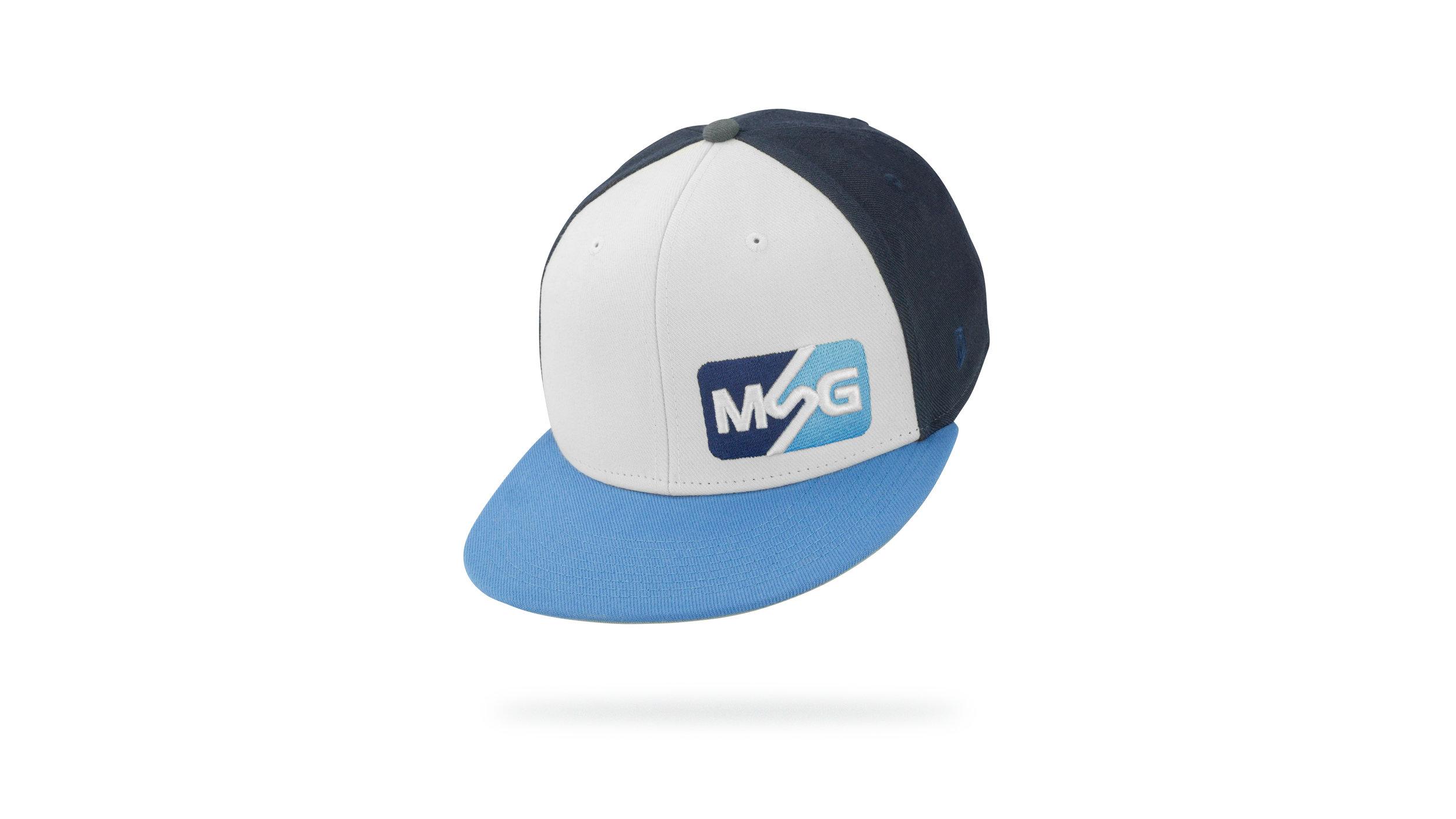 Featured Hat:STYLE VIII - Hybrid Wool Blend SnapBack Cap w/ Flat Visor & 3D Embroidery