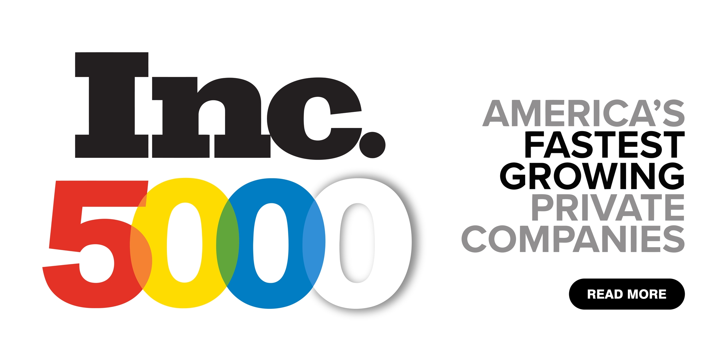 We did it! We're in the Inc. 5000