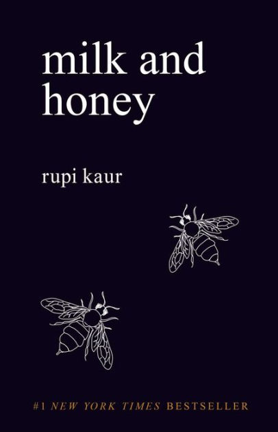 Milk and Honey - Rupi Kaur      This is not just a book. This is a work of art! A book that was sent to me by a friend who knows me very well. I am not usually one that goes for poetry. This however was a journey through poetry and prose, dealing with abuse, violence, loss, survival, love and femininity. Sometimes it is sweet, at other times it is harsh and crude. The graphic elements of the book, together with the texts in the book make it for me a work of art in its own right.