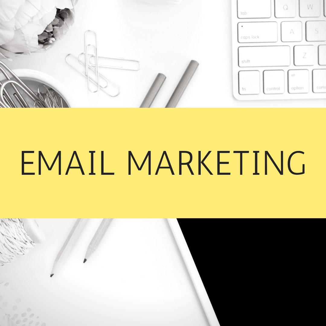 Email Marketing - Always forgetting to contact those lovely people on your mailing list? I can plan consistent campaigns for your newsletters or sales campaigns.