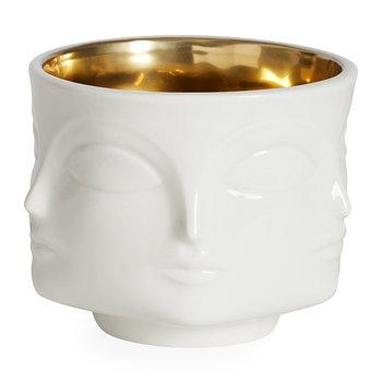 Gold Interior Muse Bowl - £58.00 - Jonathan Adler