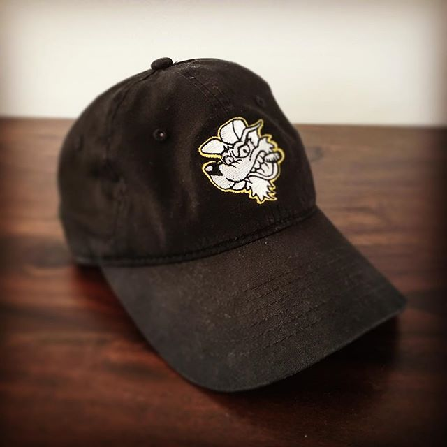Wolfmeister baseball hat.