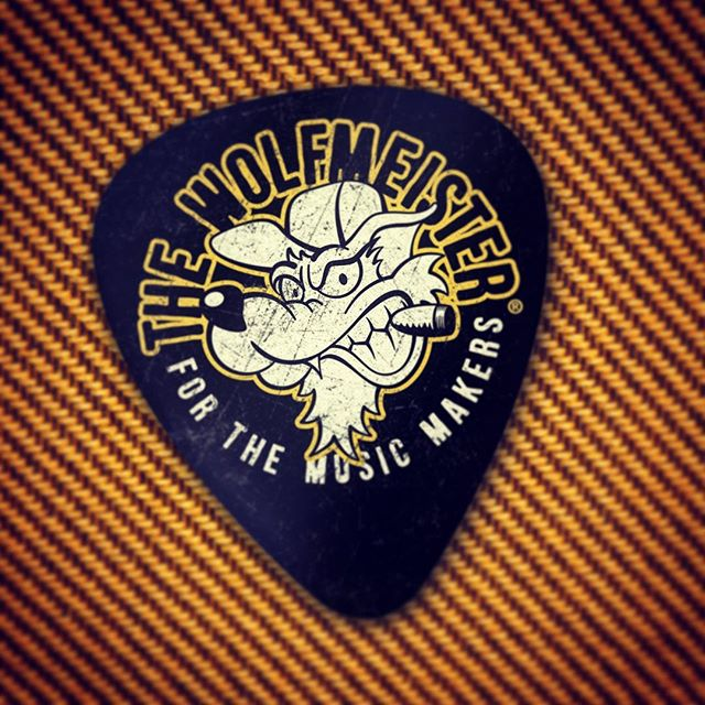 Wolfmeister standard pick.