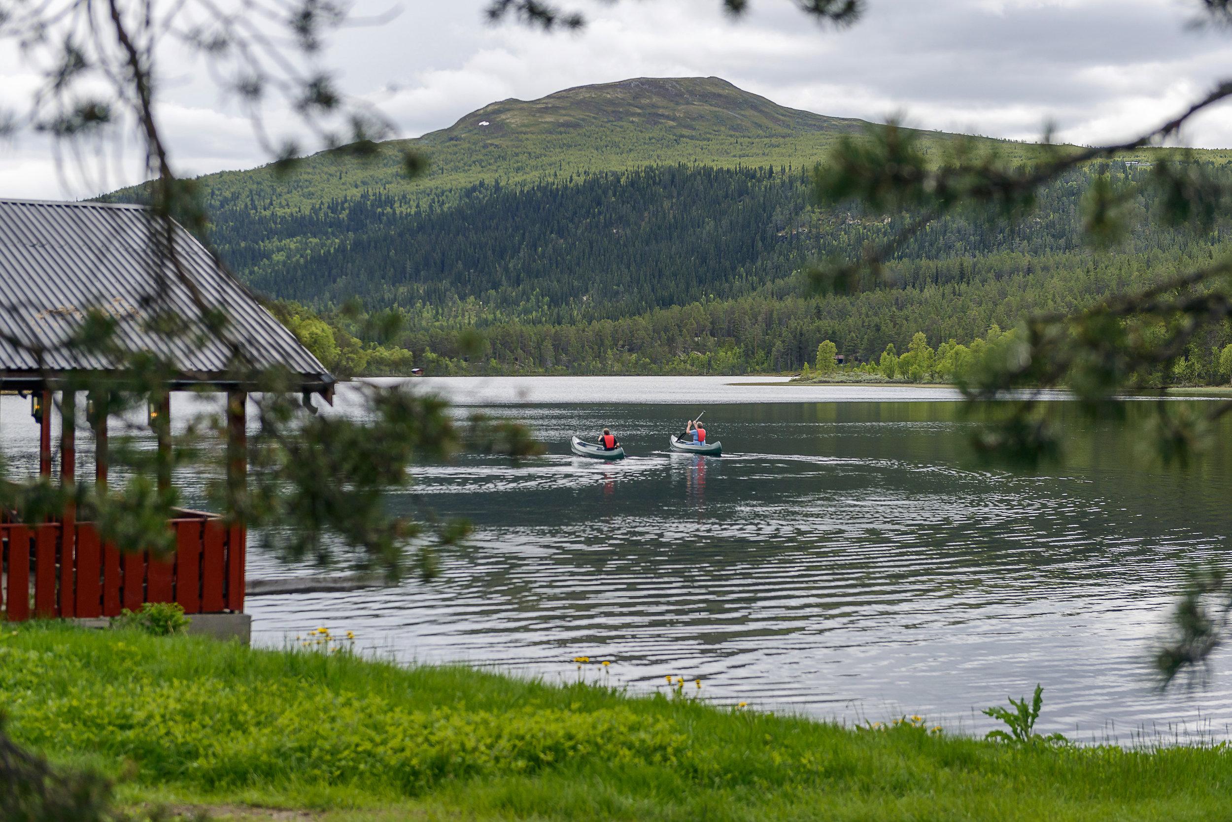 Foto: Espedalen Fjellstue