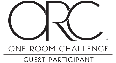 ONE ROOM CHALLENGE WEEK FOUR