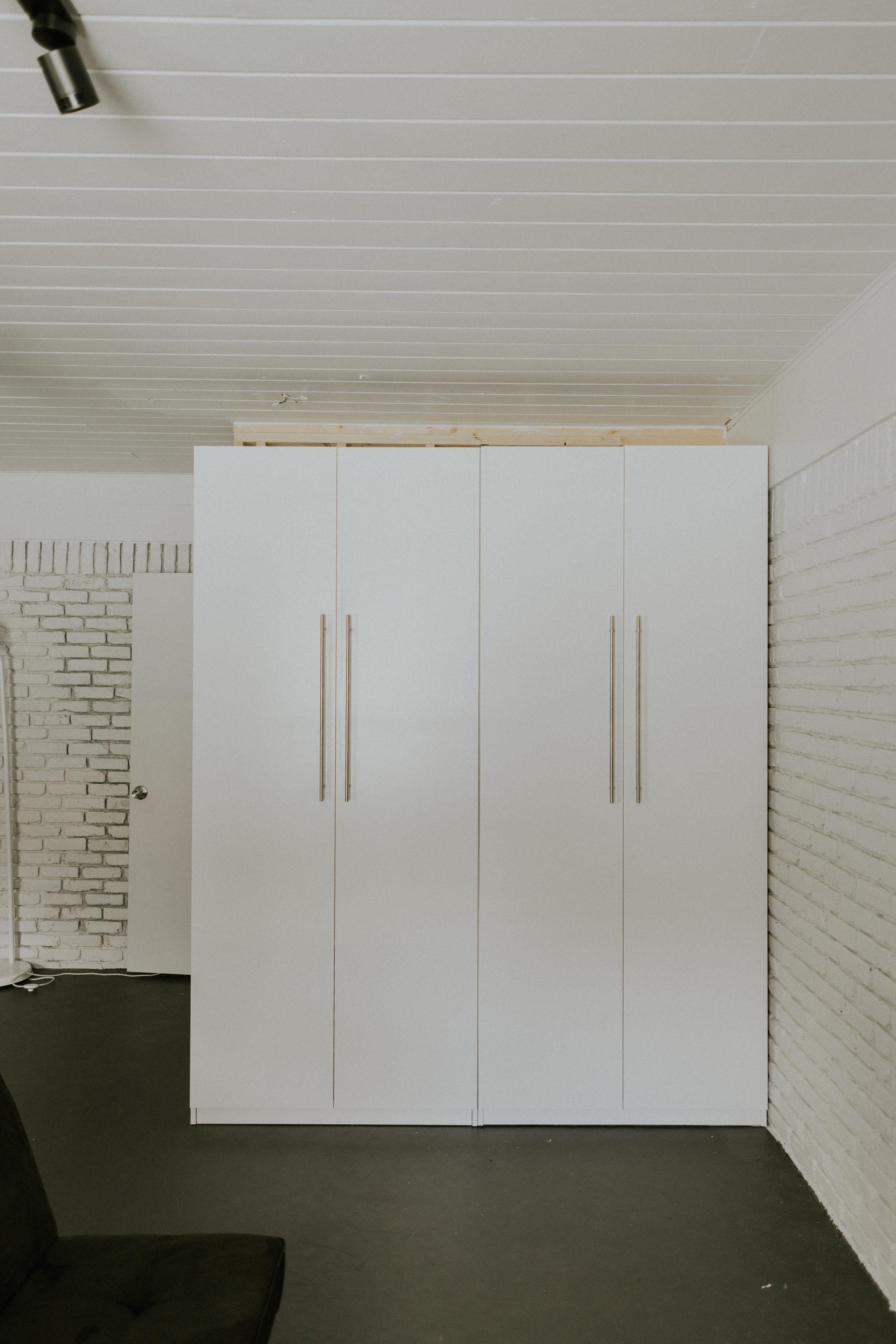Ikea Pax Wardrobe for bedroom