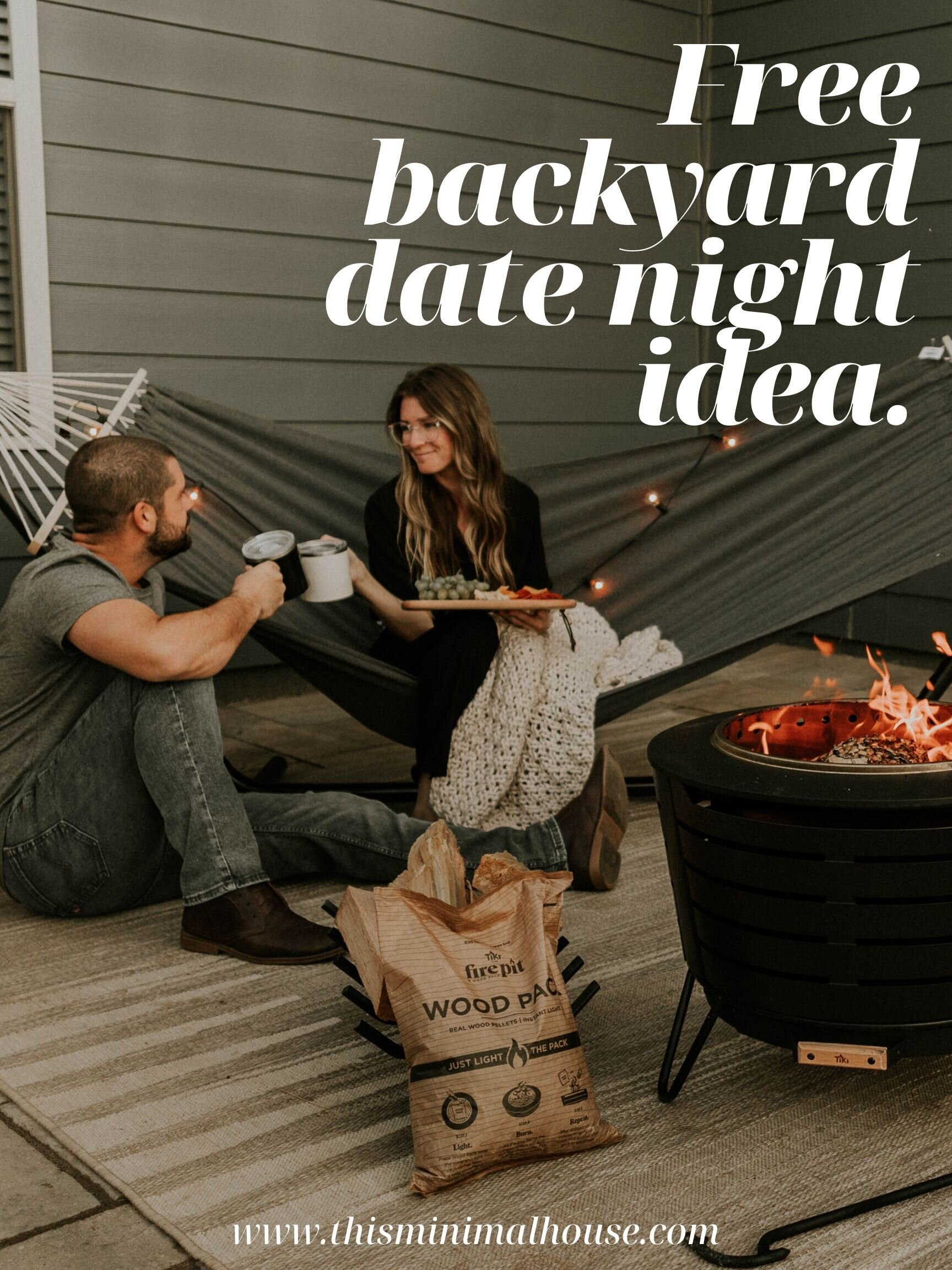 Free date night at home
