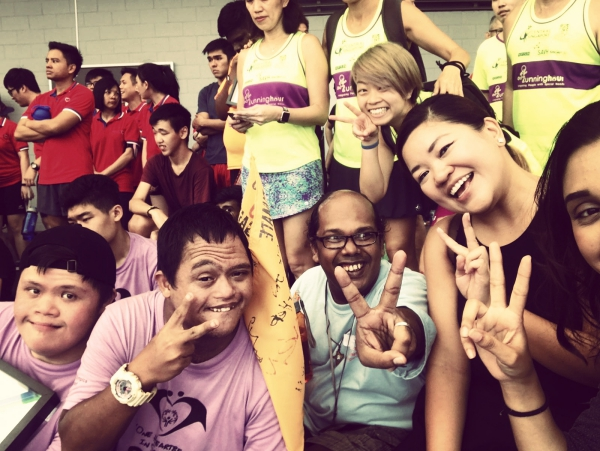 Ultimate Grit Challenge with Love Action Project, Dun & Bradstreet Singapore and Special Olympics Singapore