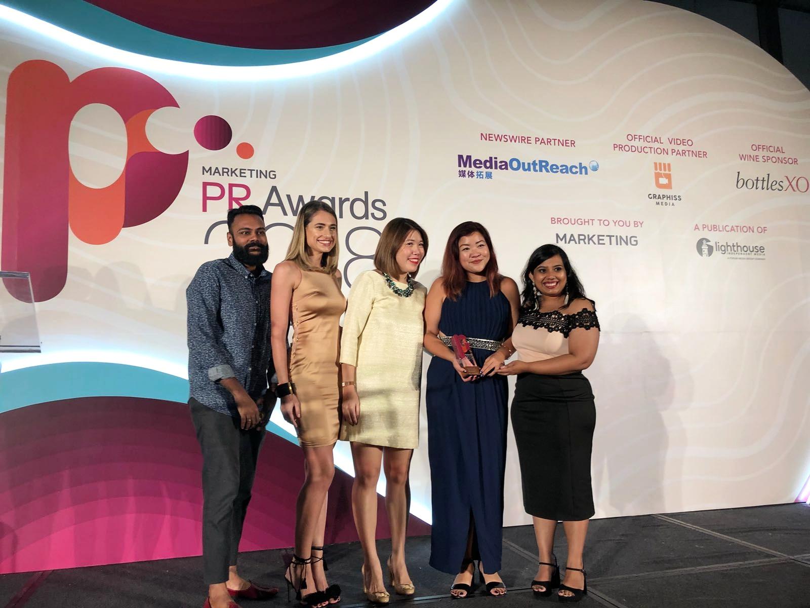 Bask Communications_PR Awards 2018