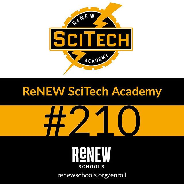 OneApp Round 2 closes May 25. For more information on enrollment at ReNEW Schools, visit renewschools.org/enroll  #renewschools #nolaed #nola #scitech