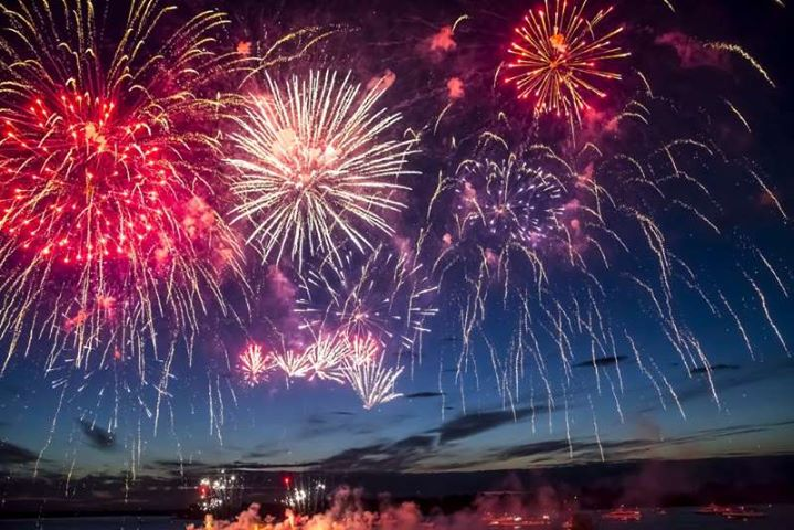 Tupper Lake - INDEPENDENCE DAY FIREWORKS JULY 3RD!!!!