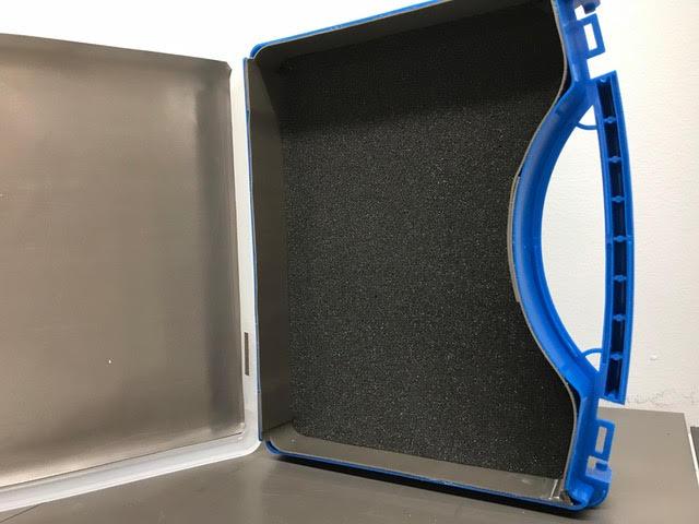 Nanotek™ Blood Vial Shielding Case -